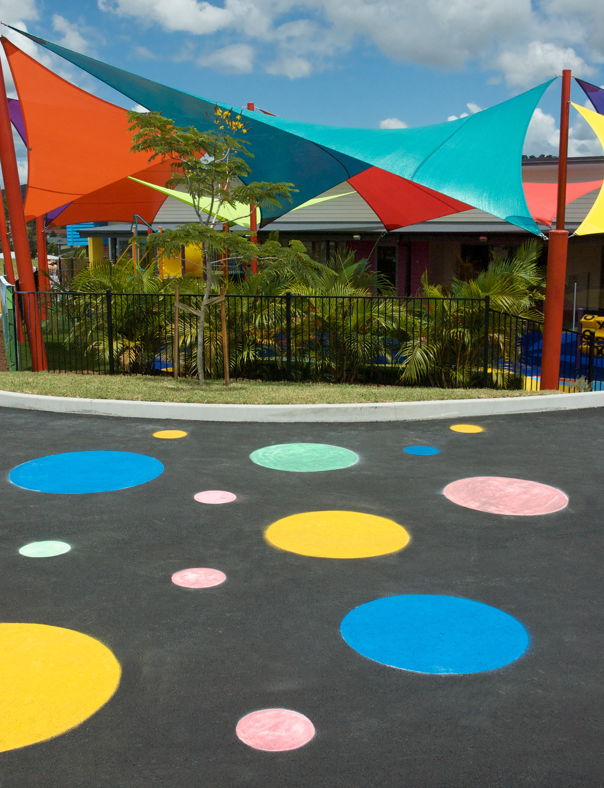 Kool Kids Early Learning Centre Shade Sails