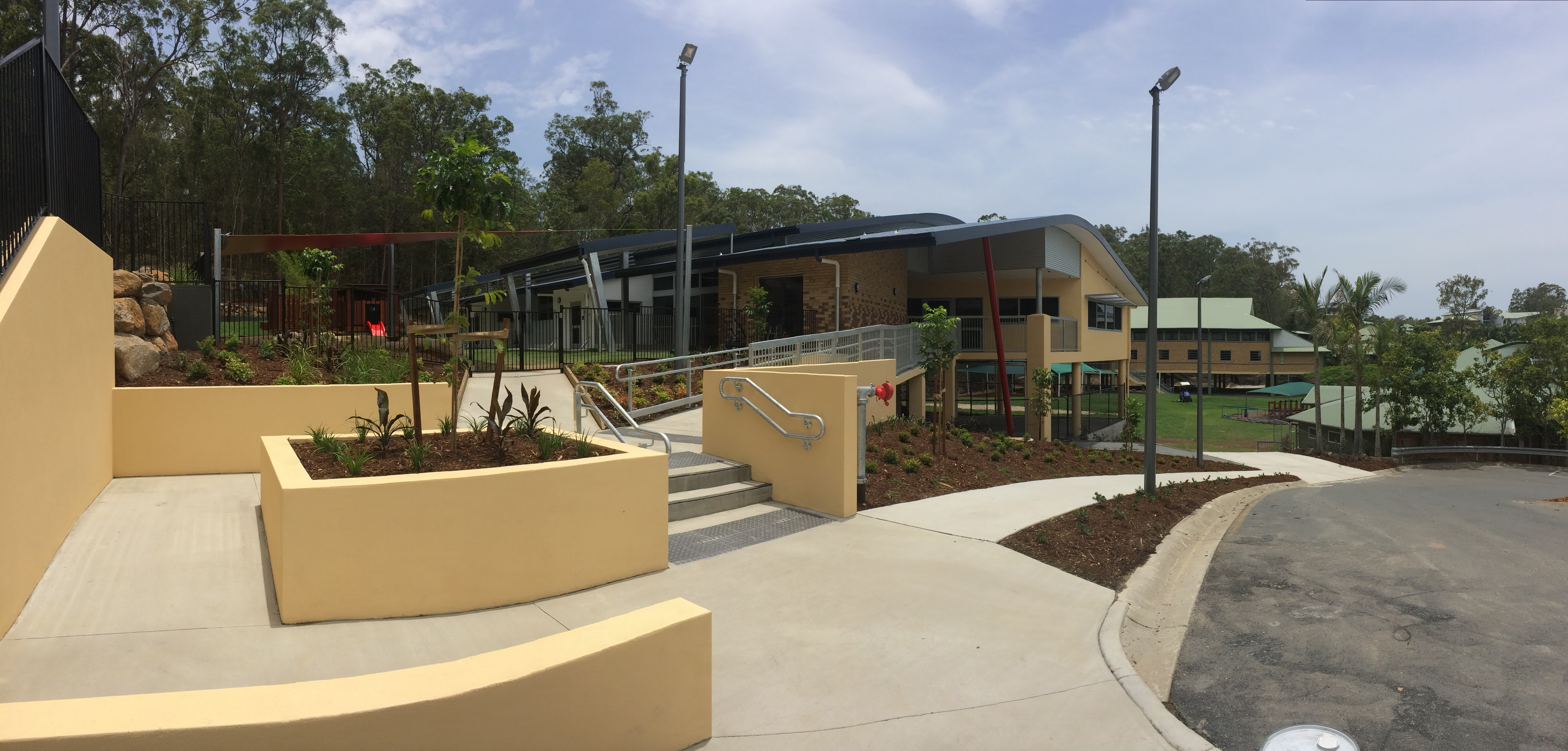 St Andrews Lutheran College Commercial Landscaping