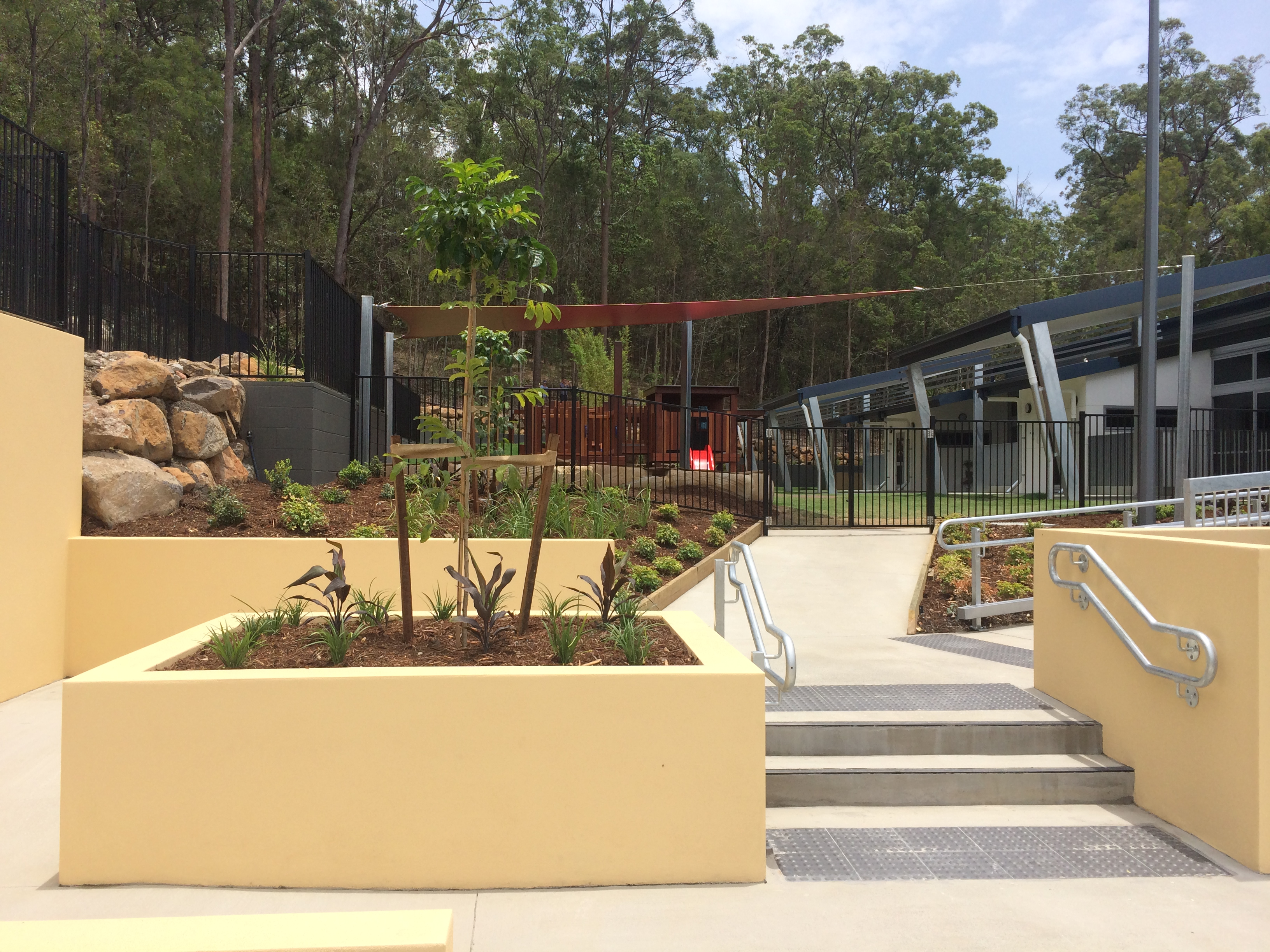 St Andrews Lutheran College Landscaping